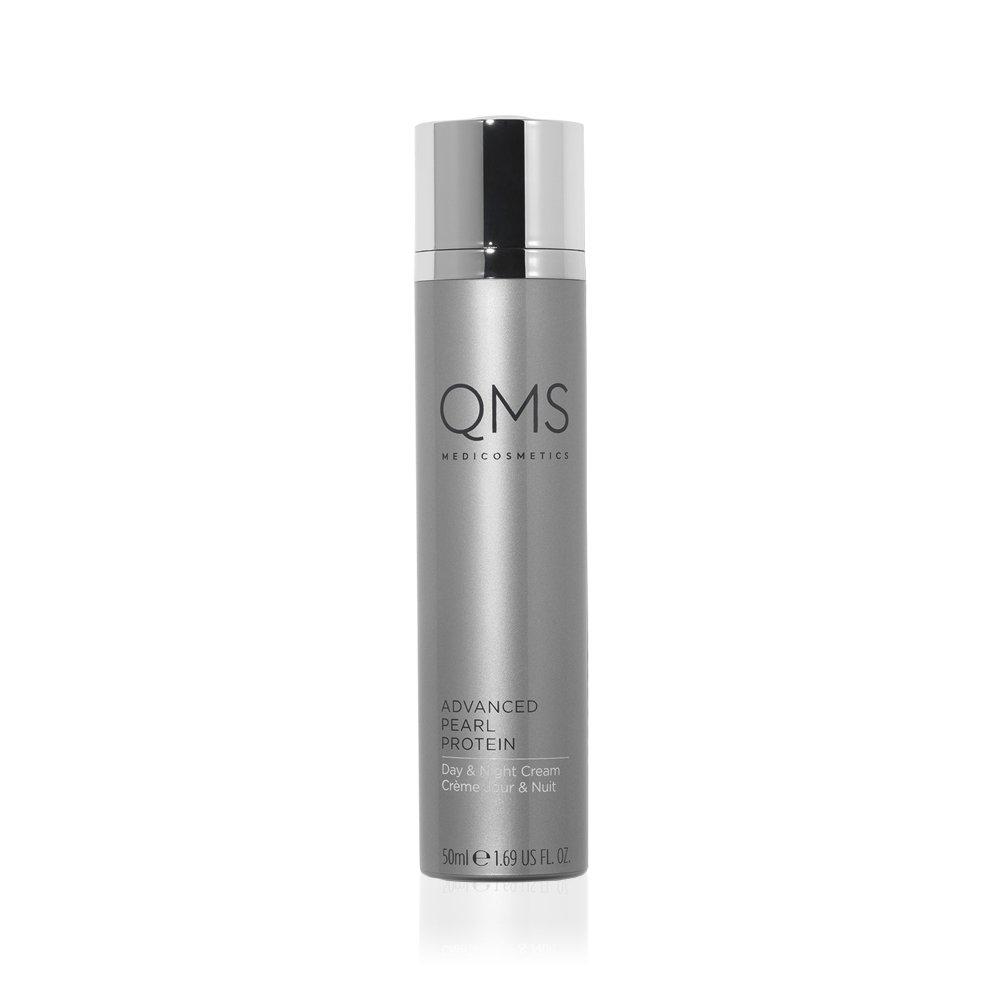 QMS Advanced Pearl Protein Day & Night Cream
