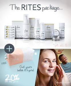 Rites Skin Solution package