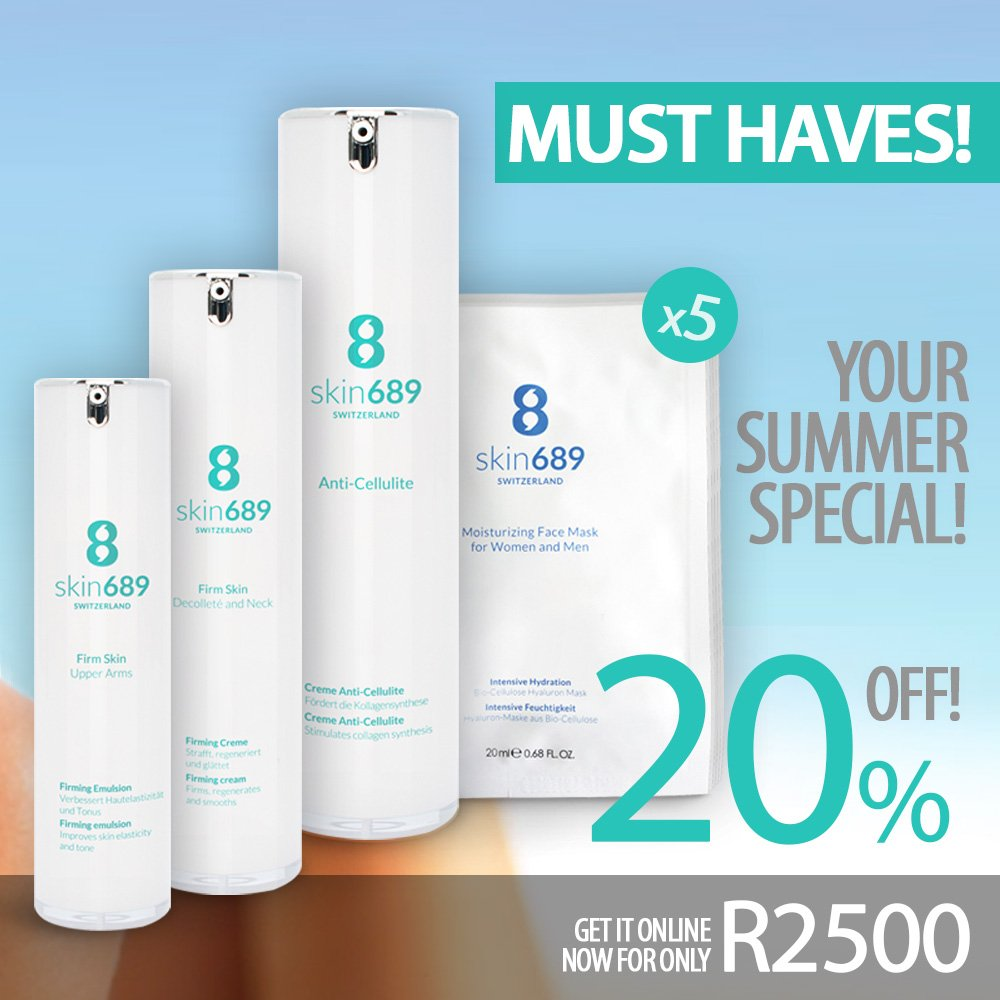 SKIN689 Must Haves Summer Special