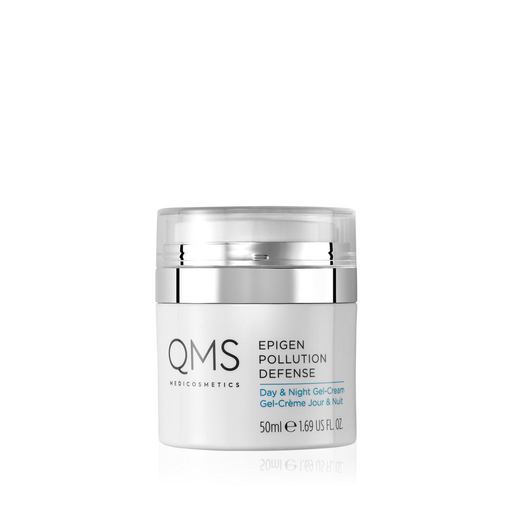 QMS EpiGen Pollution Defense Day & Night Gel-Cream